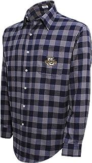 قميص رجالي Crable Mens Ncaa Campus Specialties Ls Flannel Buffalo Check Shirt Ncaa Men's Campus Specialties Ls Flannel Buf...