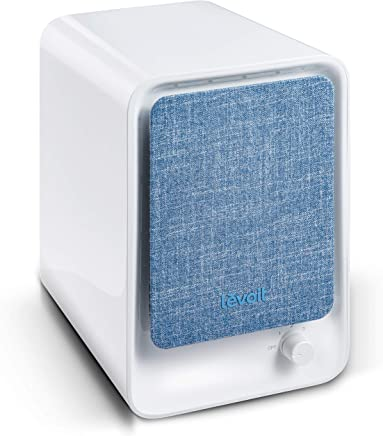 Levoit 空気清浄機 卓上 小型 10畳 3段風量 花粉 脱臭 タバコ PM2.5 ホコリ 省エネ HEPAフィルター