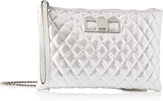 Guess Dinner Date Crossbody Top Zip, Bags Mujer, Talla única