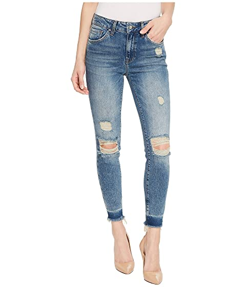 Tess High-Rise Super Skinny Ankle in Shaded Ripped Vintage 9dcb6ae53