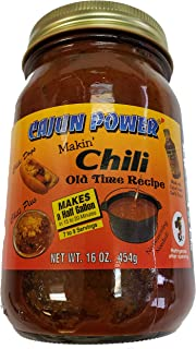Cajun Power Makin' Chili Sauce, 16 oz