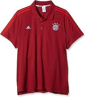adidas 2015-2016 Bayern Munich 3S Polo Shirt (