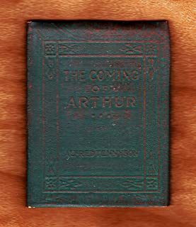 The Coming of Arthur; Little Leather Library; Green Redcroft Edition
