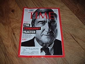 Time magazine, May 9, 2011-FBI Director, Bob Mueller. The Terrorist Hunter.