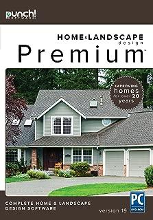Punch! Home & Landscape Design Premium v19