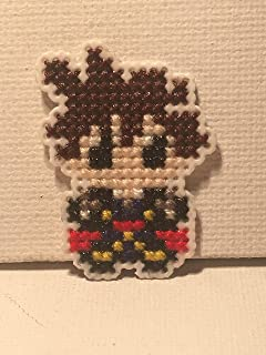 Sora Cross Stitched Magnet