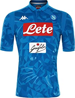 SSC Napoli hemmafixad skjorta