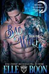 Bad Wolf (Iron Wolves Next Generation Book 1) Kindle Edition