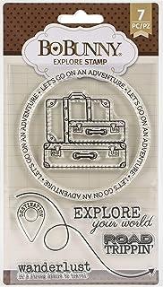 BoBunny Explore Stamps 4X6