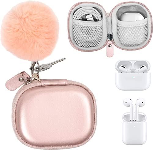lowest InGo Protective Case Airpods Pro, Airpods 2, Airpods 1; Samsung Galaxy Buds Pro, Galaxy online Buds 2, Galaxy Buds Buds and Universal for Other True Wireless high quality Earbuds, mesh Accessories Pocket online sale