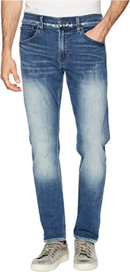 Blake Slim Straight Zip in Navarro