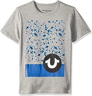 True Religion Boys' Big Logo Tee Shirt