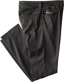 Diesel Men's Thavar Straight Slim-Leg Jogg Jean 0837C
