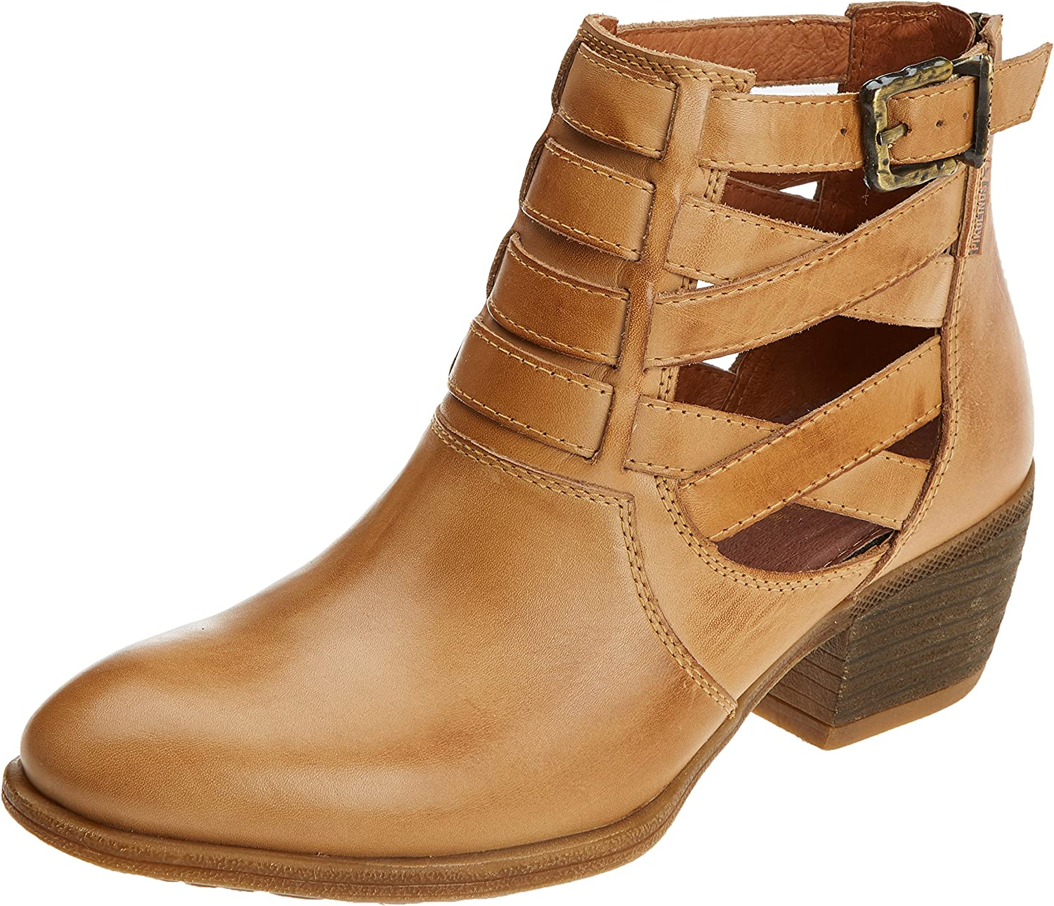 Pikolinos W9M-5766 Women's Ankle Boot Ivory