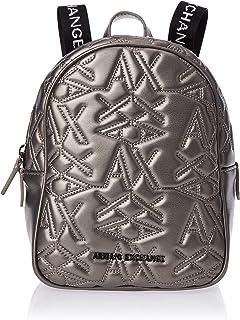 Armani Exchange Womens Small Backpack WOMAN'S SMALL BACKPA