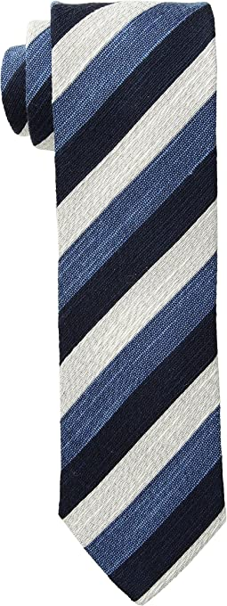 Striped Rep Tie