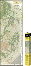National Geographic: Continental Divide Trail in gift box Wall Map (18 x 48 inches) (National Geographic Reference Map)