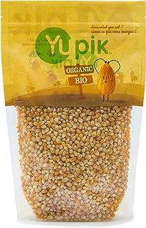 Yupik Organic Popcorn kernels, 1Kg