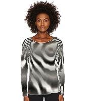 Kate Spade New York x Beyond Yoga - Keyhole Long Sleeve Shirt