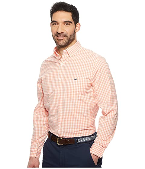 Carleton Classic Vineyard Gingham Vines Tucker Shirt aYq556fw