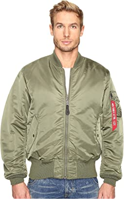 MA-1 Blood Chit Flight Jacket