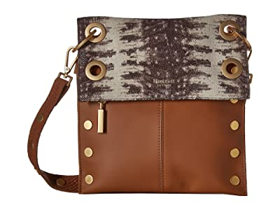 Hammitt Montana Rev Medium (Jurassic/Saddle Lust/Snake) Handbags