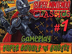 Clip: Super Ghouls'n Ghosts Playthrough (SNES Classics 1)