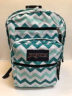 big student backpack aqua dash zou bisou