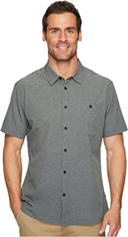 Quiksilver Waterman - Technical Short Sleeve Shirt
