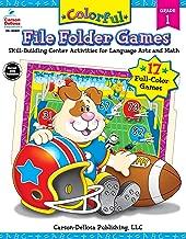 Carson Dellosa Common Core File Folder Game, Grade 1