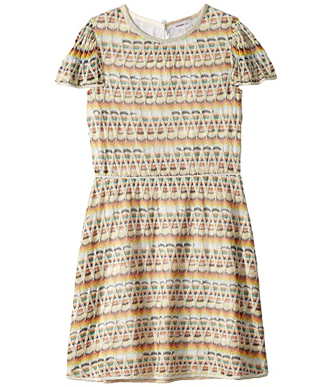 Missoni Kids Zigzag Lame Dress (Big Kids)