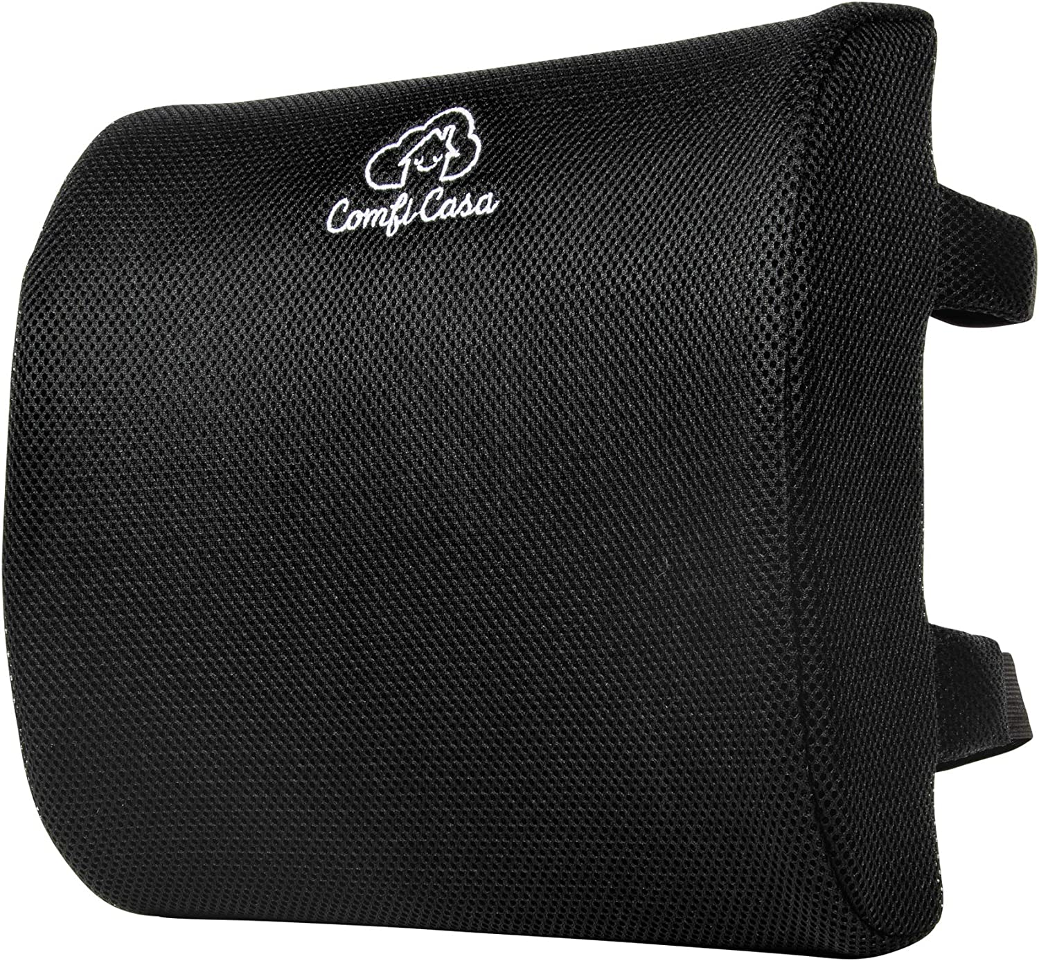 ComfiCasa Memory Foam Lumbar Support Pillow Firm safety Sales of SALE items from new works for Lumb Chair-