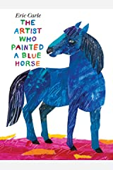 The Artist Who Painted a Blue Horse Kindle Edition