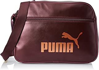 Puma Wmn Core Up Reporter Purple Bag For Women, Size One Size