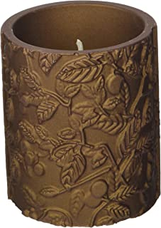 for Him Tranquility Brass Candellana Candles Candlefort Concrete Candle Scent