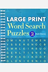 Large Print Word Search Puzzles 2 (Volume 2) Paperback