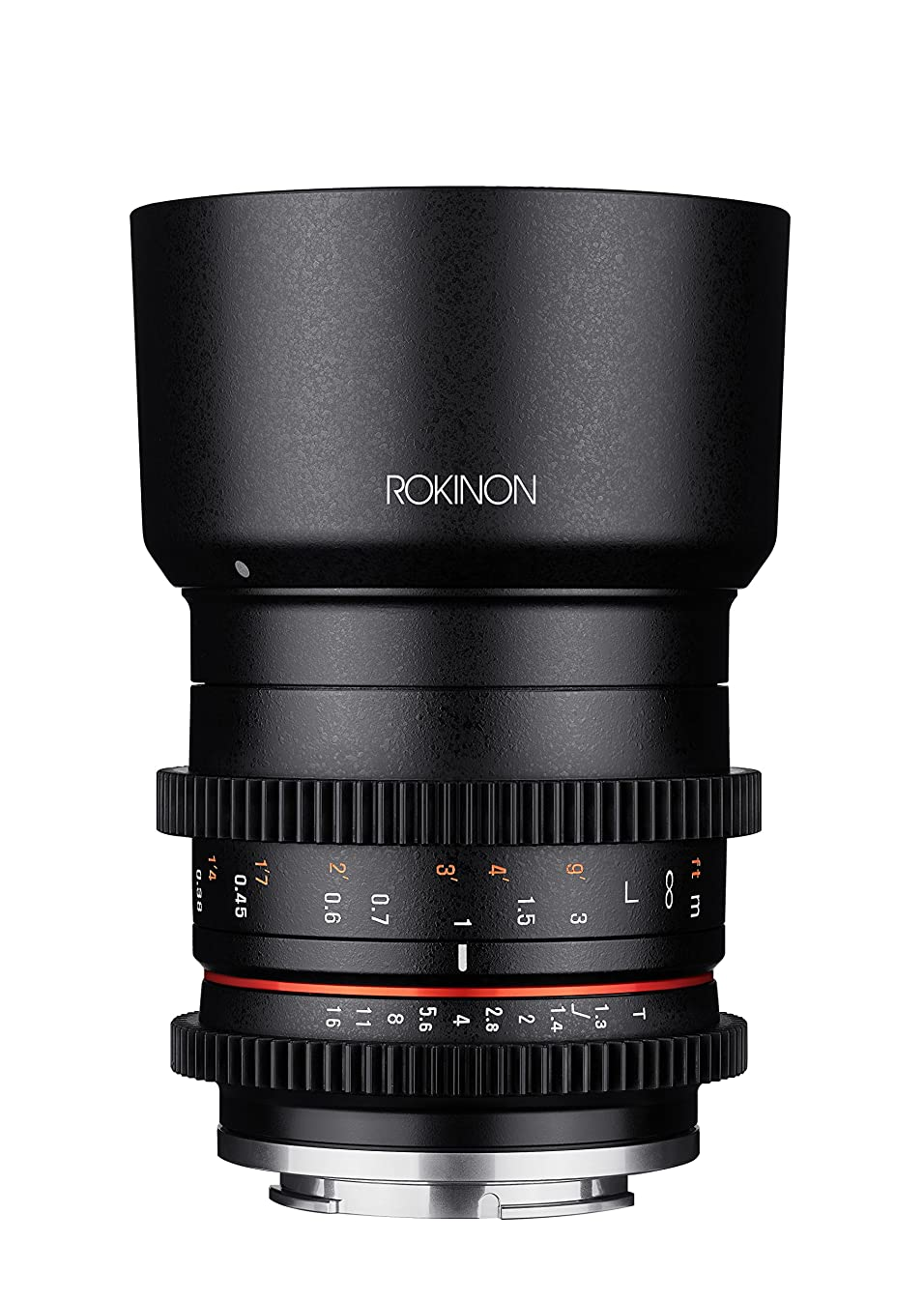 Rokinon 35mm T1.3 High Speed Wide Angle Cine Lens for Sony E-Mount (CV3512-E)