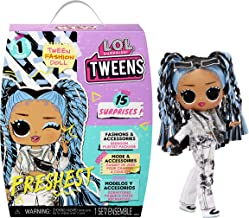 LOL Surprise Tweens FRESHEST Fashion Doll, With 15 Themed Surprises, Designer Clothes and Fashionable Accessories, Collect...