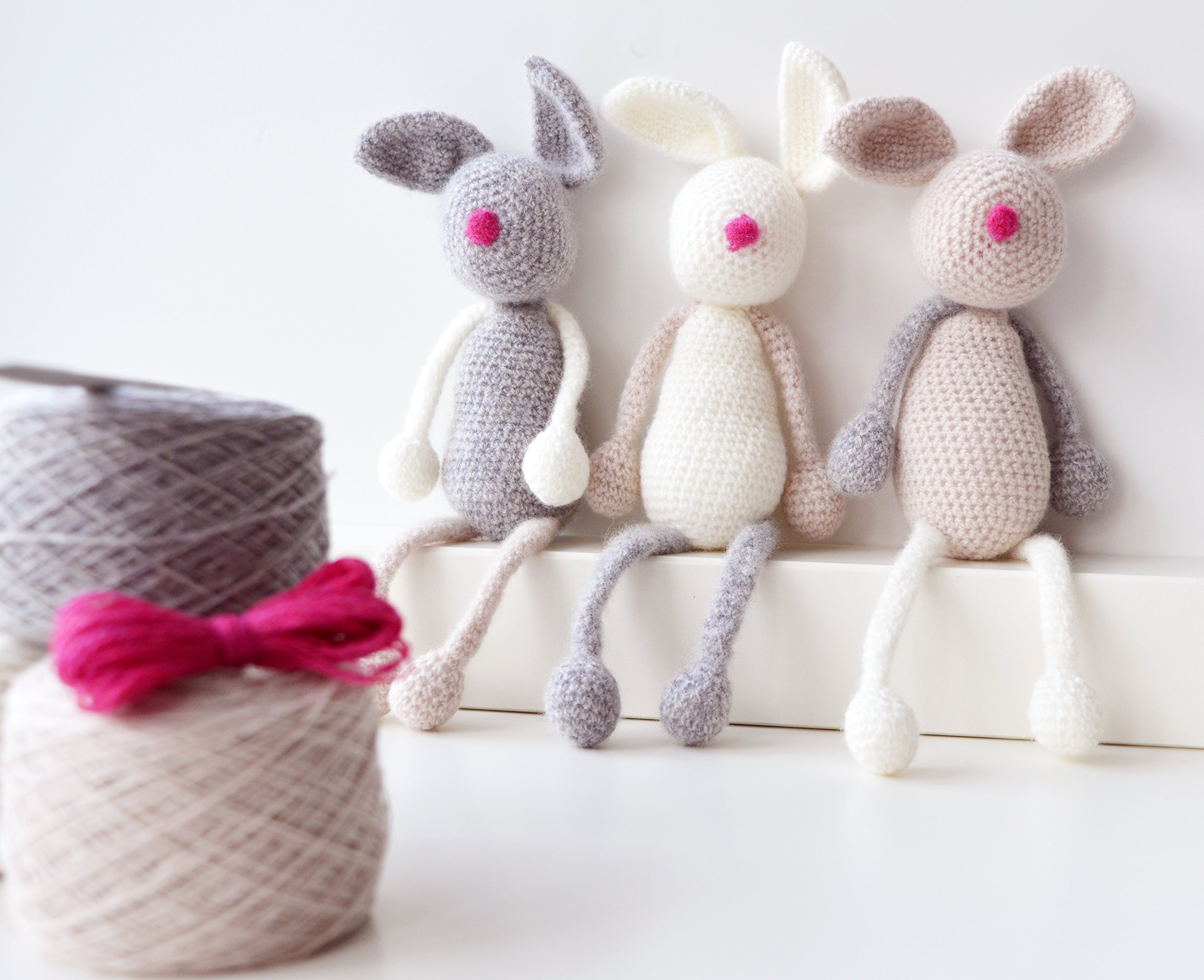 My Little Pony Crochet Kit by Jana Whitley | Crochet kit, Crochet ... | 2085x2560