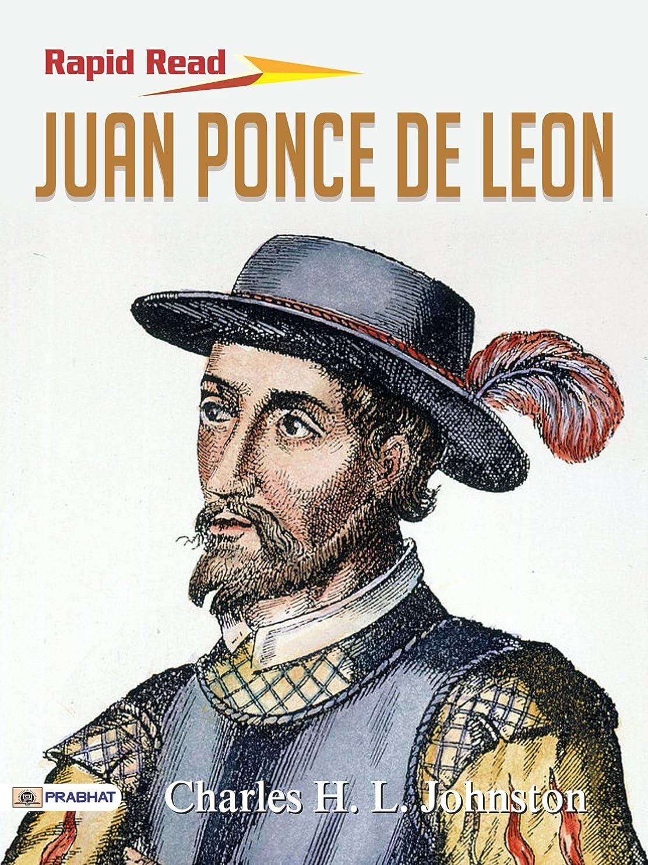 アパート承知しました自伝Juan Ponce de Leon (English Edition)