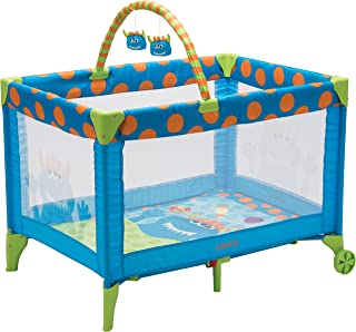 Cosco Funsport Deluxe Play Yard, Monster Syd