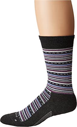 Feetures - Horizon Cushion Crew Sock