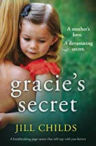 Cover image of Gracie's Secret by Jill Childs