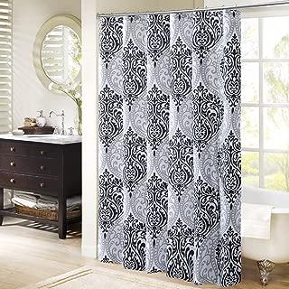 Best black damask shower curtain Reviews