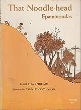 That Noodle-head Epaminondas