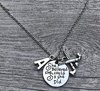 Best personalized field hockey necklace Reviews