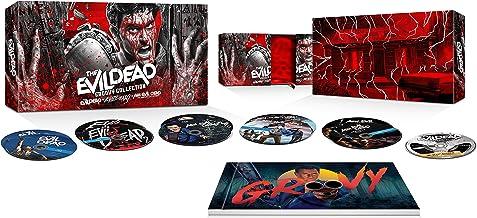 The Evil Dead: Groovy Collection 4K UHD