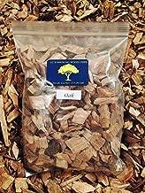 J.C.'s Smoking Wood Chips - 210 Cu Inch Gal Bag - Oak
