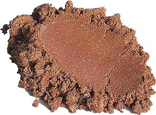 BLACK DIAMOND PIGMENTS 42g/1.5oz Medieval Copper Mica Powder Pigment (Epoxy,Paint,Color,Art)
