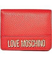 LOVE Moschino - Love Logo Bifold Wallet